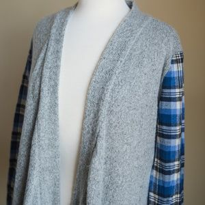 Altar'd State Sweaters - Altar'd State Never Worn Grey Cardigan